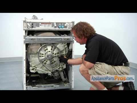 Duet Washer Belt (part #WPW10388414) - How To Replace