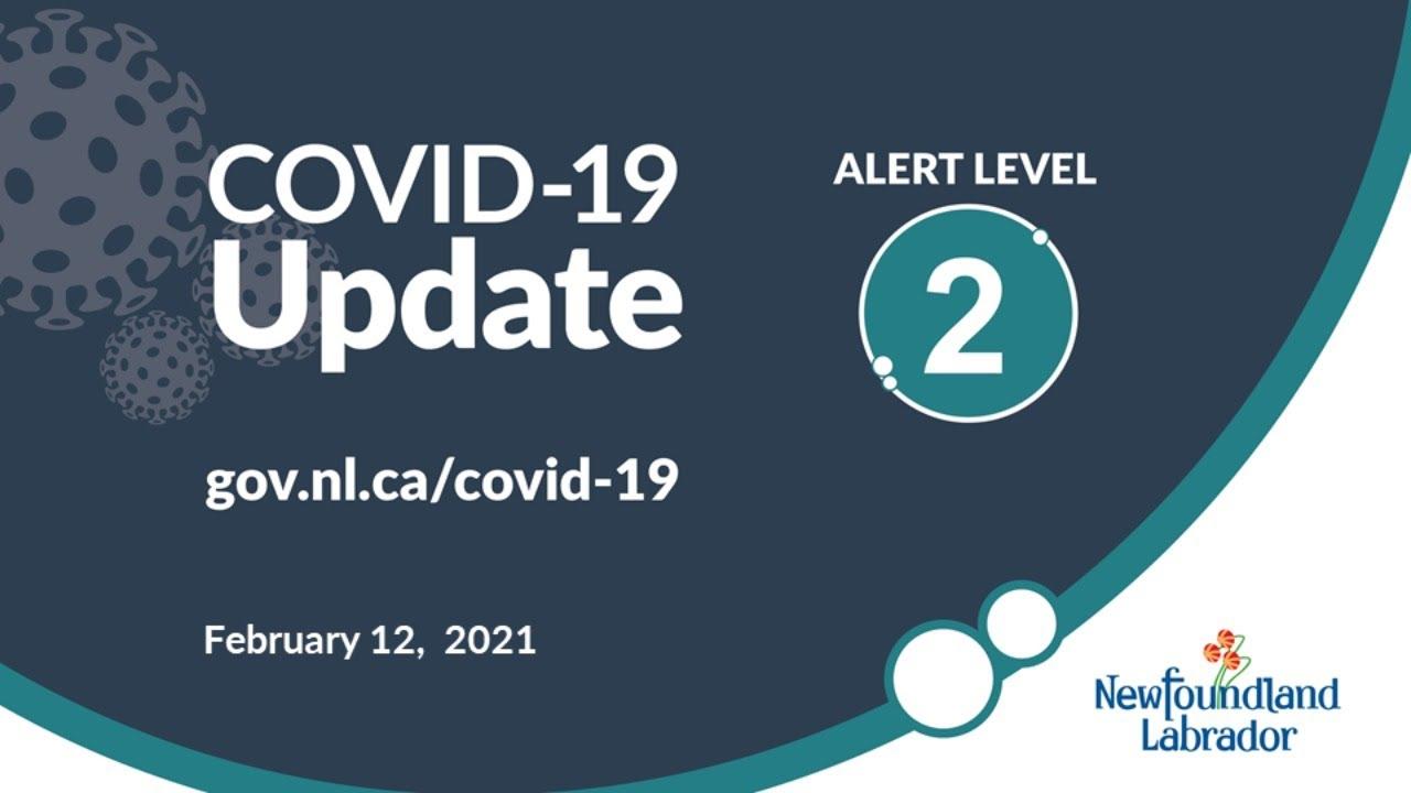 February 12, 2021 COVID-19 Update