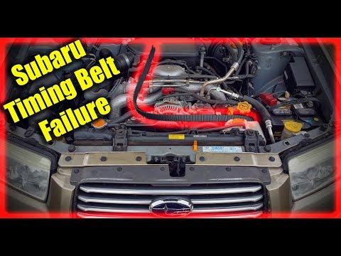 Subaru Timing Belt Failure