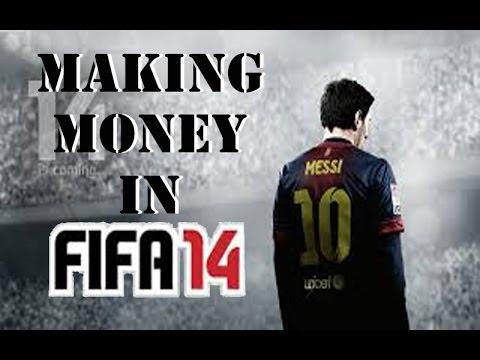 How To Make Money In FUT 14 (Trading) | FIFA 14 ULTIMATE TEAM