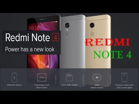 Xiaomi Redmi Note 4 - Unboxing & Hands On!!!-[DNA-Digital News Analysis]