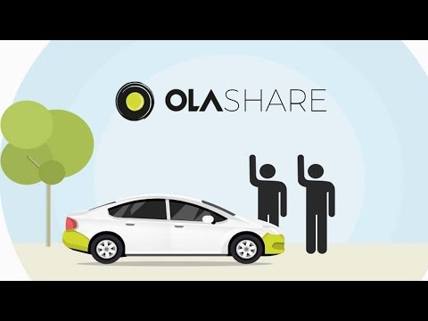 How to Book OlaShare Cab and Get 50% Discount on Every Ride.