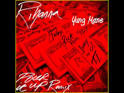 Yung Mane - Pour it Up 2k13 FREESTYLE