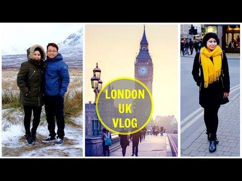 LONDON, SCOTLAND, WINDERMERE HOLIDAY VLOG
