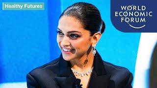 DAVOS 2020 | An Insight, An Idea with Deepika Padukone and Tedros Adhanom Ghebreyesus