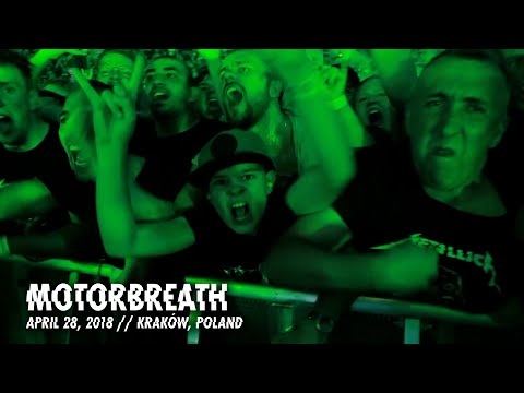 Metallica: Motorbreath (MetOnTour - Kraków, Poland - 2018)