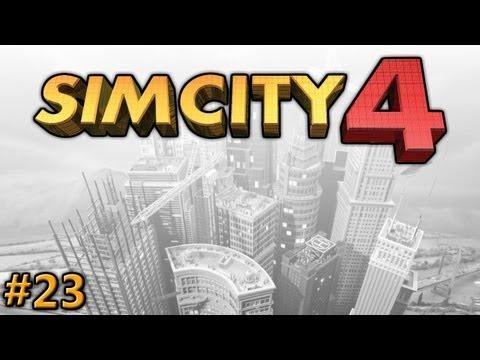 Sim City 4 - Part #23: We're Making Money!