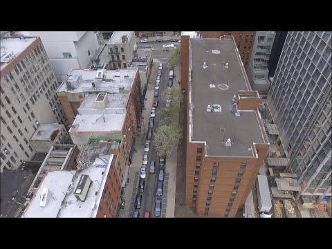 Drone Flight NYC  POLICE!!!