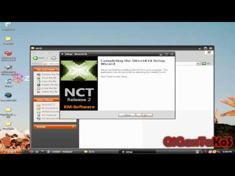 How To Get For Free DirectX 10 For Windows XP