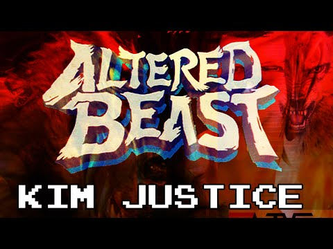 Altered Beast Series Review and Retrospective - Arcade, Sega Mega Drive, GBA, PS2 - Kim Justice