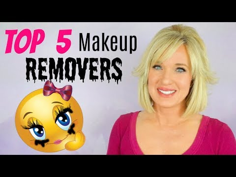 BEST Makeup REMOVERS! Dry, Sensitive OR Mature Skin!