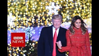 Should Americans say Merry Christmas or Happy Holidays? - BBC News