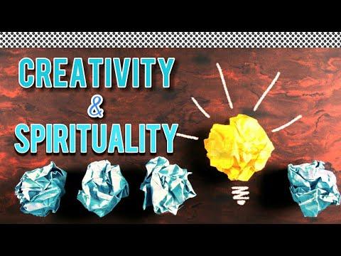 How to improve creativity. Relationship between Creativity & Spirituality. Spiritual TALK #8
