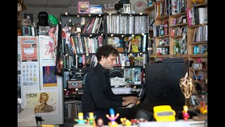 David Greilsammer: NPR Music Tiny Desk Concert