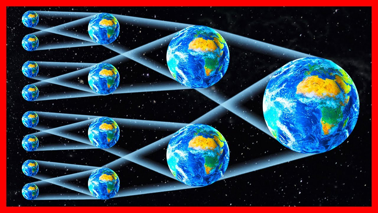 You May Travel to Parallel Universes Everyday Without Knowing