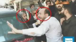 Punjab Law Minister Rana Sanaullah exposed