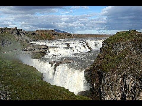 ICELAND: Gullfoss (Golden Falls)