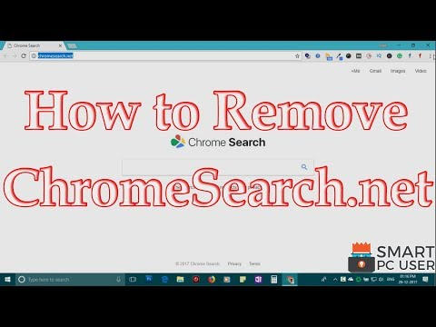 How to Remove ChromeSearch.net from All Browsers (Chrome, Firefox, Edge, IE)