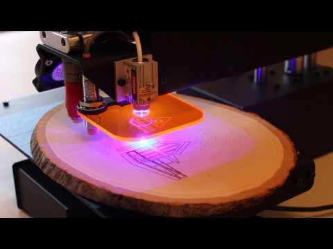 Portable 3D Printer & Laser Cutter