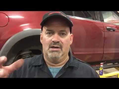 How To Replace Ford Explorer Rear Wheel Bearing - DIY Mercury Mountianeer Wheel Bearing Replace