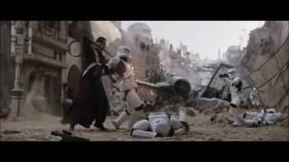 donnie yen rogue one fight scene