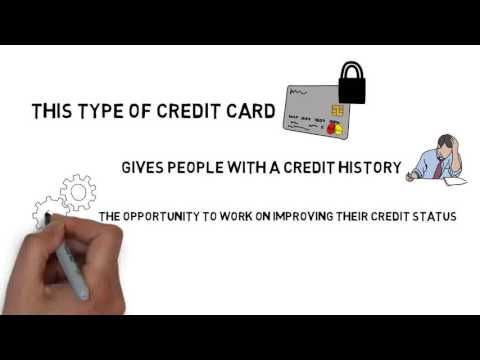 Things To Know About Secured Credit Cards