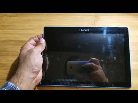 how to hard rest or factory reset Lenovo tab 10 and others Lenovo tabs and phones