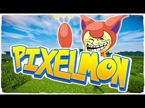 👉 ¡SERIE PIXELMON SURVIVAL! | EP 3 - ¡EL SKITTY SHINY TROLL! | POKÉMON MINECRAFT 1.10.2 SERIE MODS