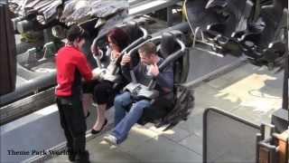 The Swarm Opening Day 15th March 2012 HD Thorpe Park