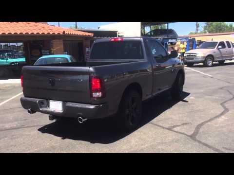 2015 Dodge Ram 1500 Hemi ,muffler delete