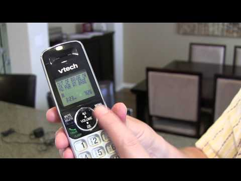 VTech Cordless Phone System - DECT 6.0 - Great Inexpensive Cordless System