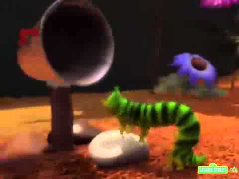 Sesame Street - The Twiddlebugs and a Caterpillar
