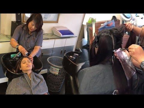 #Vlog-2 | My New Hair Highlights | Makeover at Salon 💇♀️| Rinkal Soni
