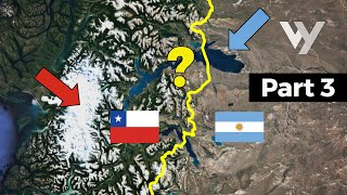 The Most Complex International Borders in the World Part 3