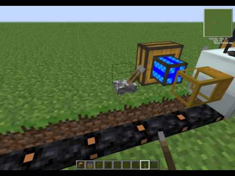 Tekkit Building an Automatic Smelting Machine