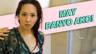 Naligo si ROXANNE BARCELO sa vlog! (Banyo Tour + Anit to Talampakan Skincare Routine)