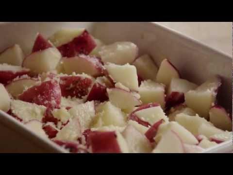 How to Make Garlic Red Potatoes | Red Potato Recipe | AllRecipes