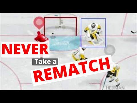 NEVER TAKE A REMATCH   NHL 18 Revenge