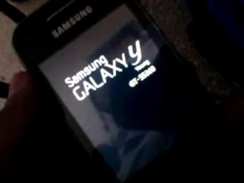 Formatage Samsung Galaxy S3560 Y