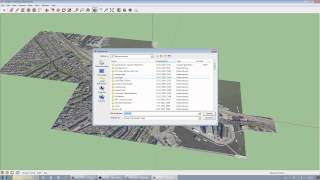 Trainz Tutorials: Sketschup Basemap Tutorial