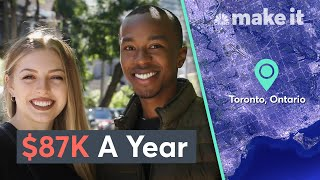 Living Together On $87K A Year In Toronto | Millennial Money