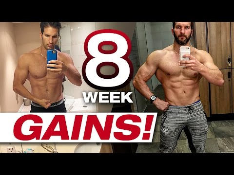 How To Build Muscle Mass FOR MEN (3 TIPS I USED FOR MY BEST GAINS}