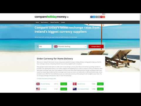 How To Buy Foreign Currency Online Ireland