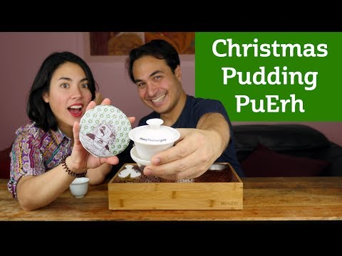Christmas Pudding PuErh & BOXING DAY SALE