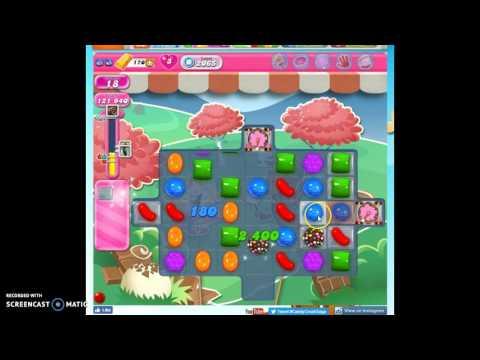 Candy Crush Level 2065 help w/audio tips, hints, tricks