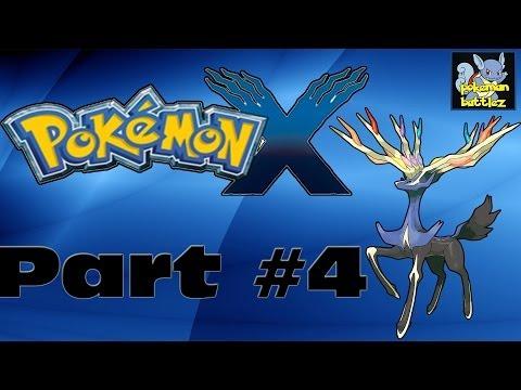 Pokemon X - Part 4: Charmander, Bulbasaur or Squirtle?