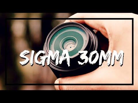 Cheap Emount lens | Sigma 30mm | Sony a6300
