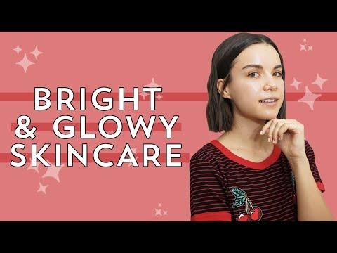 Bright + Glowy Skin on a No Makeup Day   Ingrid Nilsen