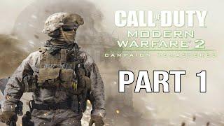 Call of Duty Modern Warfare 2 Remastered FULL GAME Walkthrough