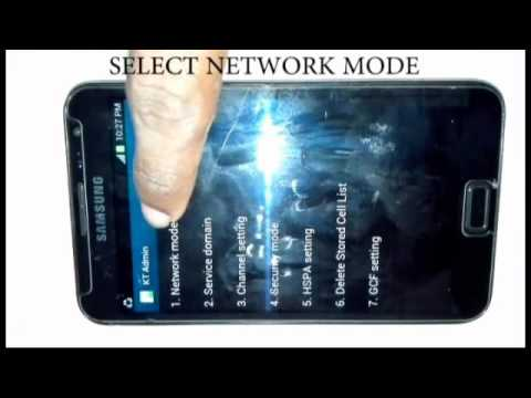 Samsung galaxy note 1  - How to Disable 4G LTE on Samsung Galaxy Note 1 Korea Android